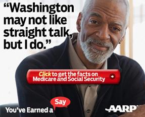 AARP ad