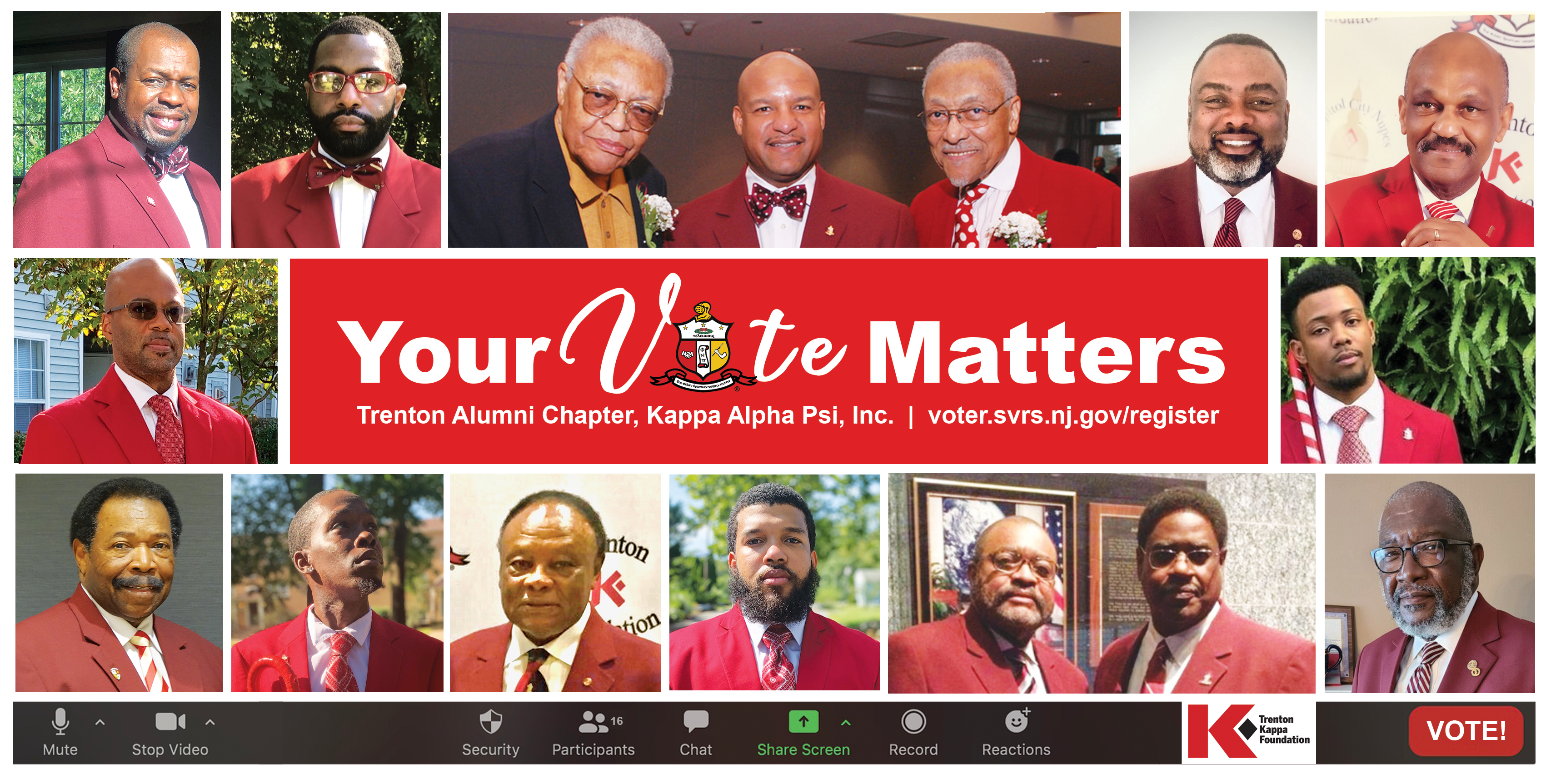 Image of Your Vote Matters Billboard
