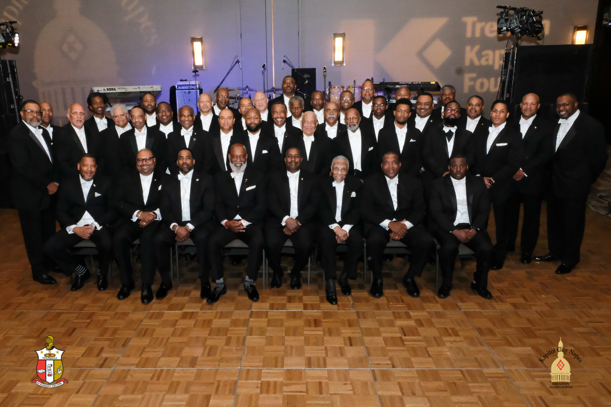 Group Phot of Men in Tuxedos